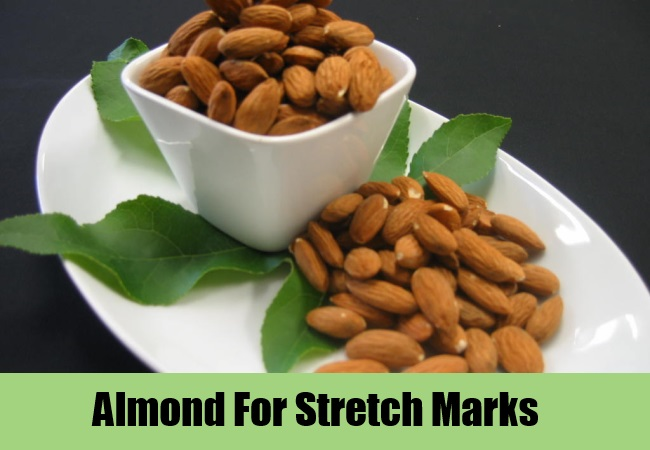 Almond For Stretch Marks
