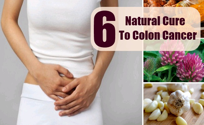 6 Natural Cure For Colon Cancer Lady Care Health