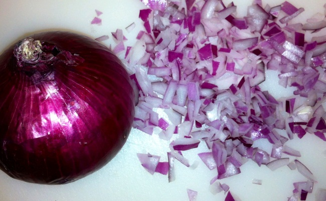 Crushed Onion