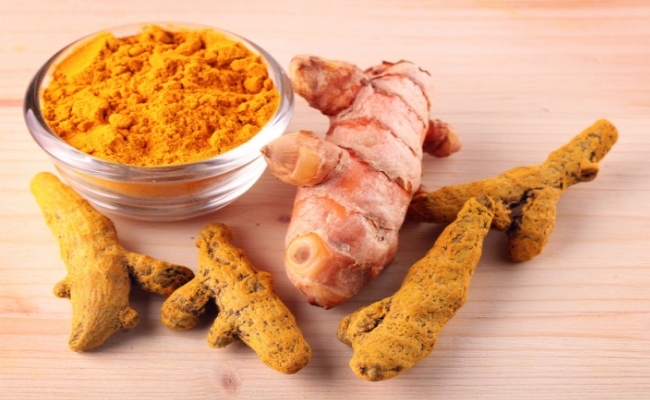 Ginger And Turmeric