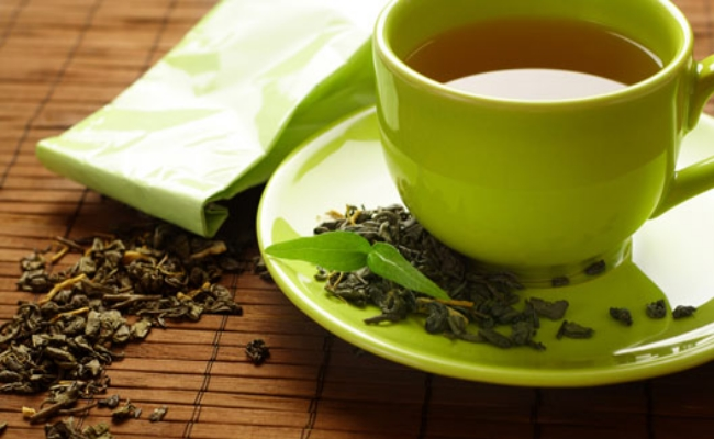 Green Tea Gives Relief In FLD