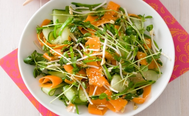 Salads And Sprouts