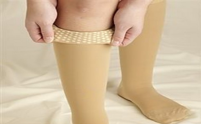 Wear Compression Stockings