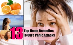 13 Top Home Remedies To Cure Panic Attacks