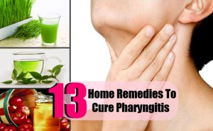 13 Top Home Remedies To Cure Pharyngitis