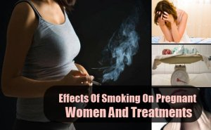 Ill-Effects Of Smoking On Pregnant Women And Treatments