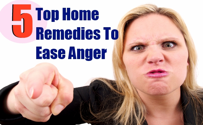 Top 5 Incredible Home Remedies To Ease Anger