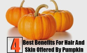4 Best Benefits For Hair And Skin Offered By Pumpkin