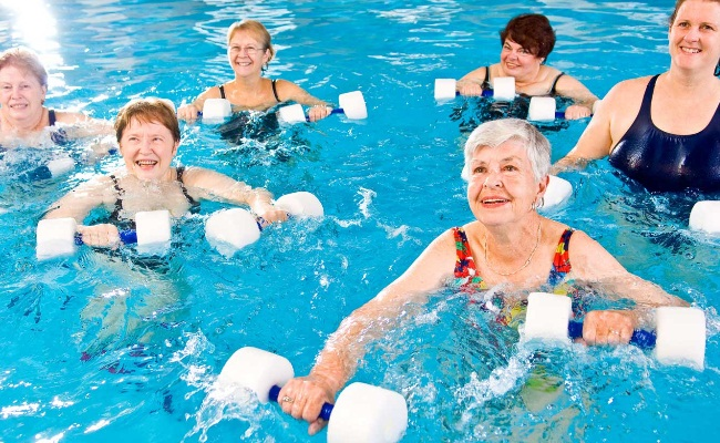 15 Fun And Interesting Group Exercise Ideas   Lady Care Health