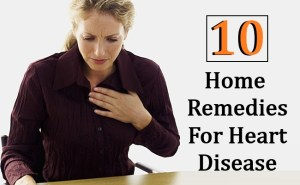 10 Home Remedies For Heart Disease