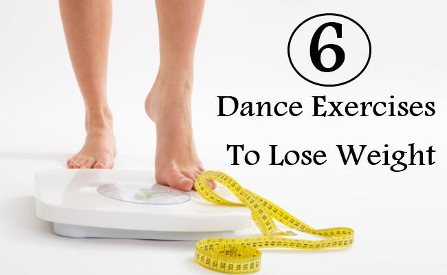 dance everyday to lose weight