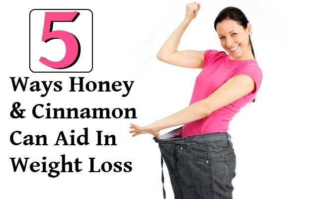 5 Ways Honey And Cinnamon Can Aid In Weight Loss