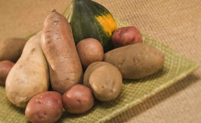 Try To Avoid Or Lower The Content Of Vegetables With Starch