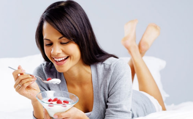 Using Yogurt Helps To Get Relief From Vaginal Odor
