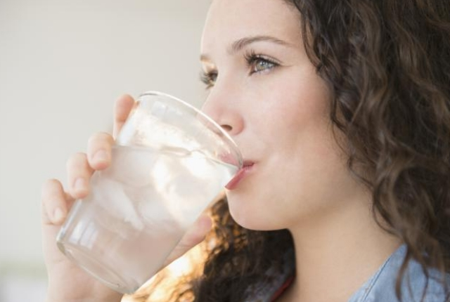 Increase The Daily Fluid Intake