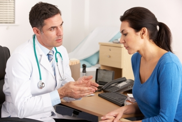 Consulting A Physician