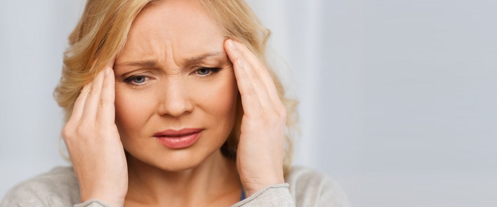 Natural Remedies For Migraines During Menopause