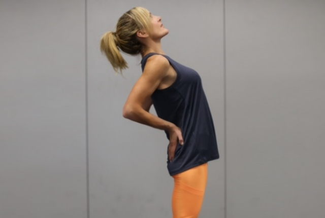 Back Stretch Spinal Extension