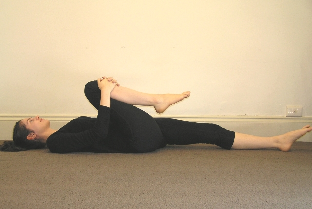 Knee To Chest Bend