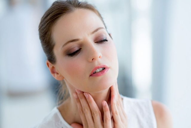 Soreness In Mouth, Throat Or Salivary Glands