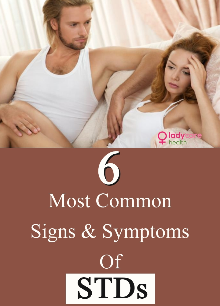 Common Signs And Symptoms Of STDs