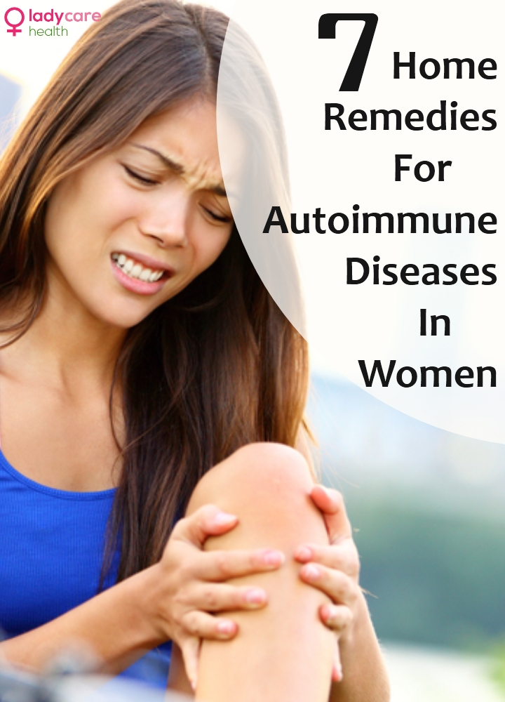 Home Remedies For Autoimmune Diseases In Women