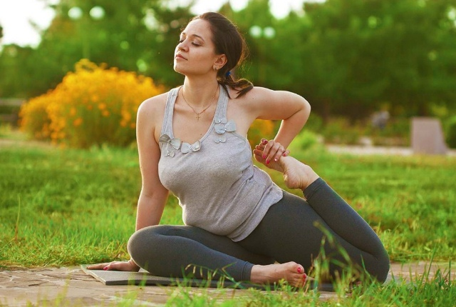 Practice Relaxation And Deep-Breathing Exercises