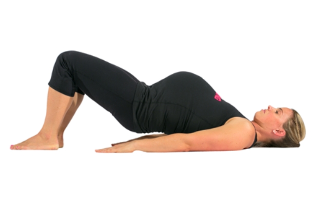 Lying On Back Exercises