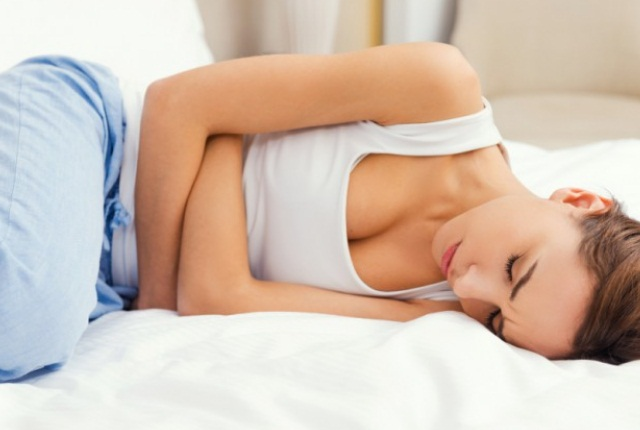Menstrual Nausea Caused By Pain