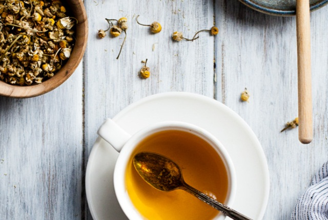 Honey, Chamomile And Ice Pack