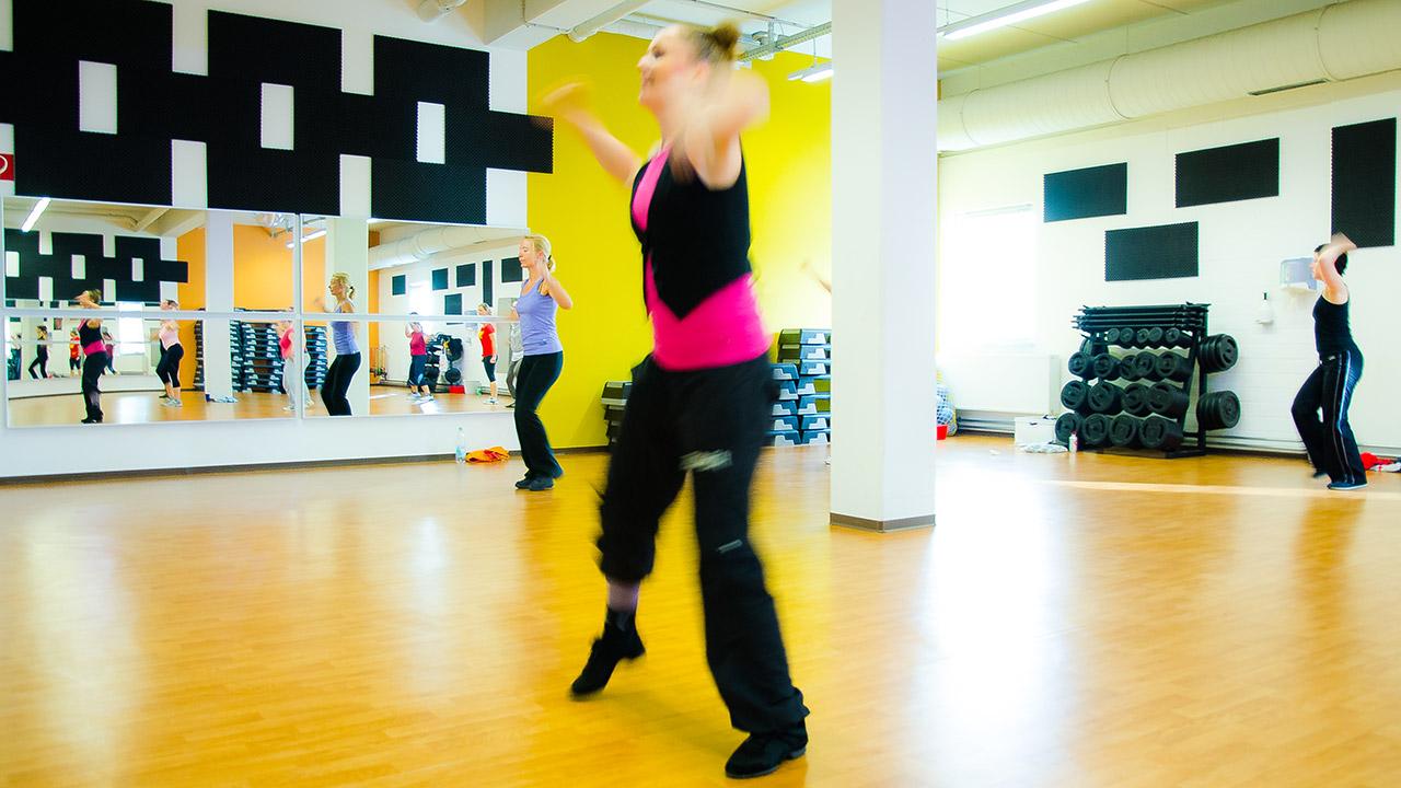 Frauenfitness in Berlin - Ladycompany - Über 500 Kurse in den 3 Studios