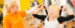 Frauenfitness in Berlin - Ladycompany - lizensierte Trainerinnen