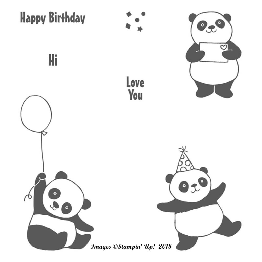 Cute Panda Lolly Box Lady Dee Crafts