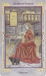 Relationship Energy - Thursday  October 19, 2017 - Queen of Pentacles