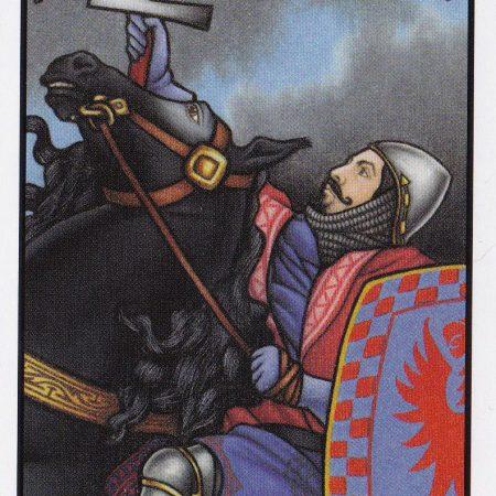 Relationship Energy - Sunday November 12, 2017 - Knight of Swords