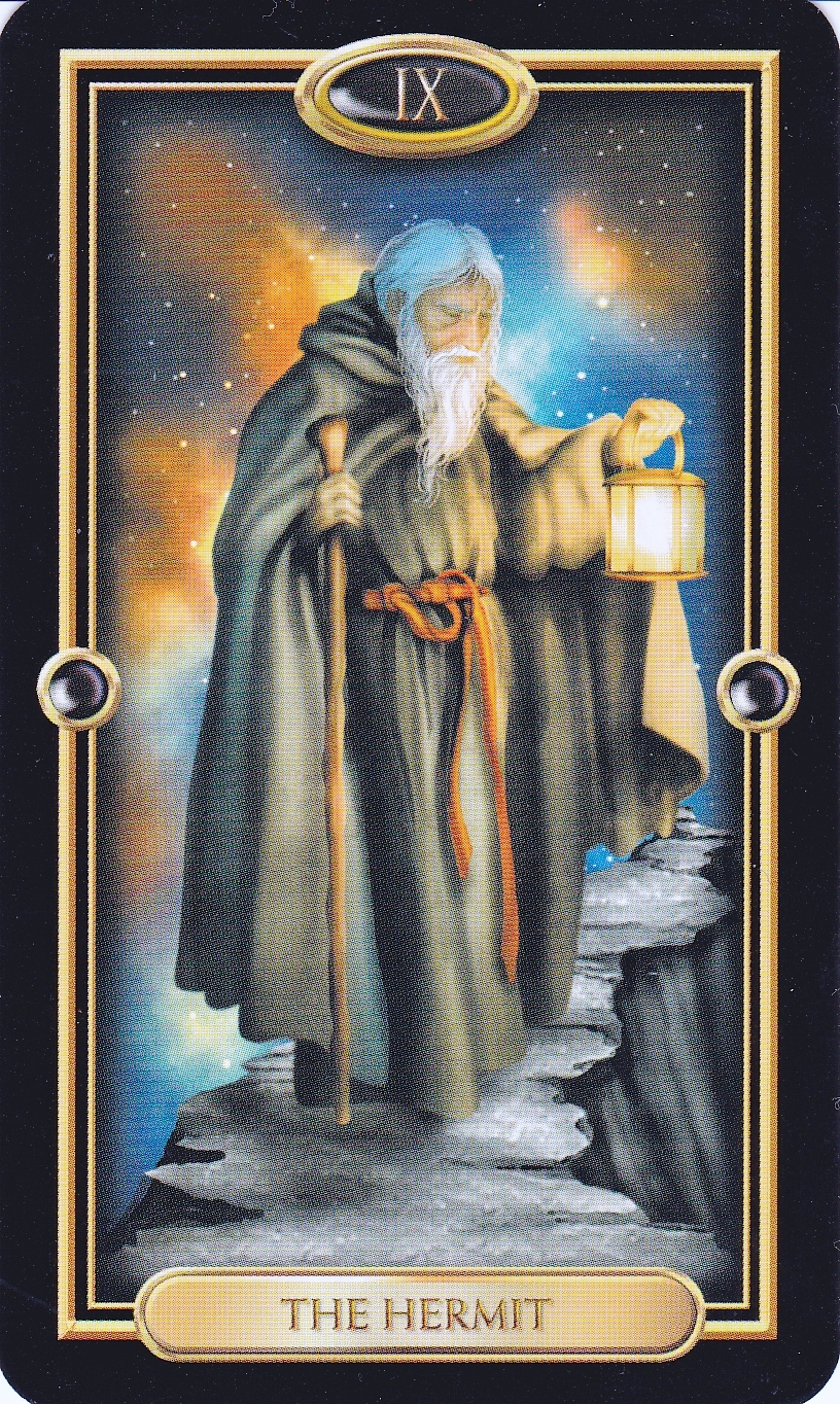 Relationship Energy - Wednesday December 6, 2017 -The Hermit