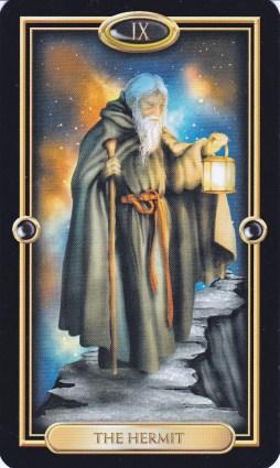 Relationship Energy - Wednesday December 6, 2017 -The Hermit