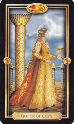 Relationship Energy for Monday December 11, 2017 - Queen of Cups