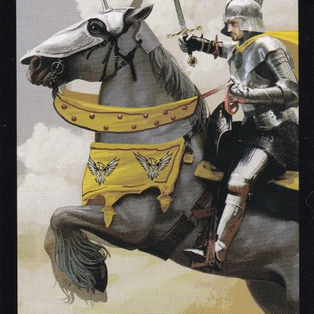 Relationship Energy - Friday February 16, 2018 - Knight of Swords