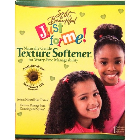 Soft And Beautiful Just For Me Texture Softener Lady Edna