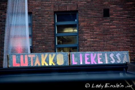 Lutakko Liekeissä 2013