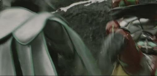 仮面ライダーアマゾンズEP2『BEAST INSIDE』