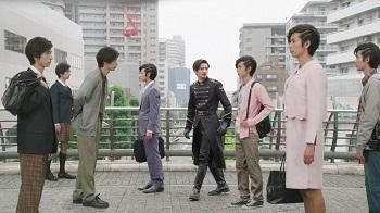仮面ライダーゴースト第46話「決闘!剣豪からの言葉!」