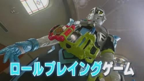 鏡飛彩(瀬戸利樹さん)が仮面ライダーブレイブに変身!
