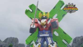 ビッグジュウオウキューブウエポン 超動物武装 DXキューブオクトパス