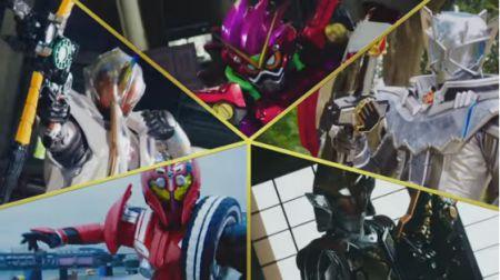 映画『仮面ライダー 平成ジェネレーションズ Dr.パックマン対エグゼイド&ゴーストwithレジェンドライダー』の新予告動画が公開