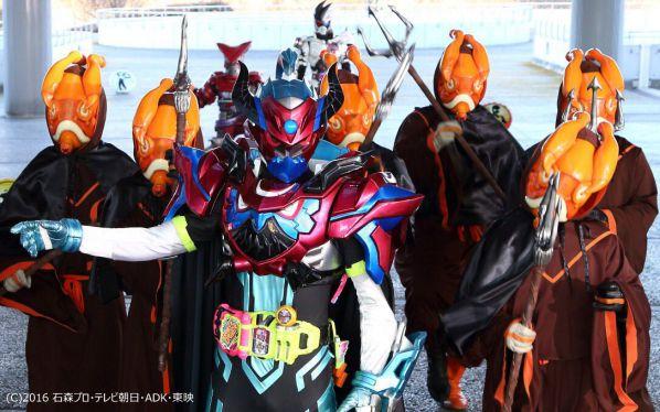 仮面ライダーエグゼイド 第19話でブレイブがバグスターを従えゲンム側に!?