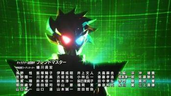 『仮面ライダーエグゼイド』新オープニング
