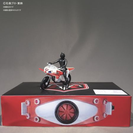 メカコレクション 仮面ライダーシリーズ 新サイクロン号