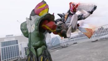 宇宙戦隊キュウレンジャー 第13話「スティンガー、兄への挑戦!」